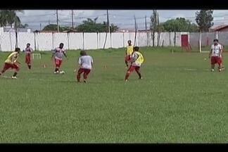 Titularidade acirra disputa no elenco do Uberaba Sport durante pré-temporada - Wantuil Rodrigues testa a melhor formação a cada amistoso do Colorado