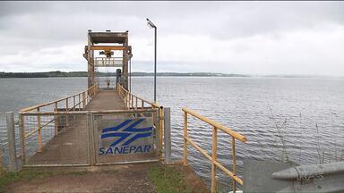 Moradores devem evitar aumentar o consumo de água no verão - Por enquanto, os reservatórios de Curitiba estão abastecidos.
