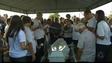 JPB2JP: Velório e enterro da família assassinada na Espanha - Hoje à tarde em João Pessoa.