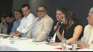 JPB2JP: Ministro Gilberto Kassab participa de encontros na Capital - Discutir apoio na área de ciência e tecnologia.