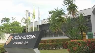 PF prende cinco suspeitos de levar brasileiros para os EUA ilegalmente - Operação também procura informações sobre 12 desaparecidos em novembro.