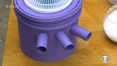 Professor de física testa ar-condicionado caseiro feito com gelo e ventilador - Internautas usam a criatividade para evitar o calor
