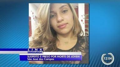 Polícia tenta esclarecer morte de adolescente no Pinheirinho dos Palmares - Suspeito de ter cometido o crime foi preso.