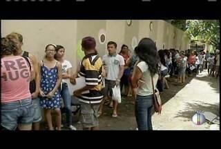 Aplicação da vacina da febre amarela é retomada em Governador Valadares - Após 4 dias de paralisação.