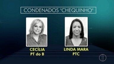 Duas vereadoras foram condenadas em Campos, no RJ - Assista a seguir.