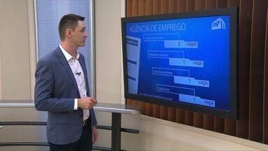 Confira vagas de emprego no Paraná TV - Tem vaga para quem tem experiência em vendas.