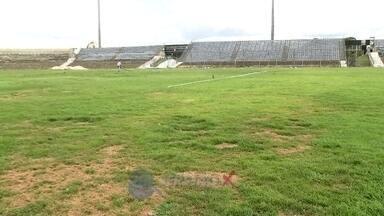 Blitz do GE confere a situação dos estádios de Brasília - Brasília estreia no Campeonato Brasiliense no estádio Mané Garrincha.