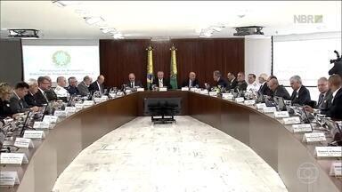 Governadores pedem que governo vincule parte das receitas para gastos com segurança - A proposta deve ser discutida na tarde desta quarta-feira (18), em reunião do presidente Michel Temer com governadores.