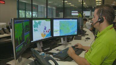 Concessionária usa sistema de monitoramento para evitar quedas de energia - Programa aponta falhas mesmo antes dos clientes entrarem em contato com a empresa.