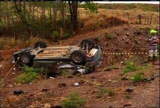 Ultrapassagem proibida é uma das causas de acidente com morte de idoso - Acidente ocorreu na CE-386, entre na cidade do Crato.