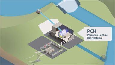 Construção de Pequena Central Hidrelétrica (PCH) causa polêmica em Varginha (MG) - Construção de Pequena Central Hidrelétrica (PCH) causa polêmica em Varginha (MG)
