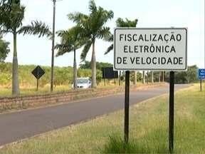 Radar móvel funcionará na Estrada da Represa em Martinópolis - Operação do equipamento começa nesta sexta-feira (20).