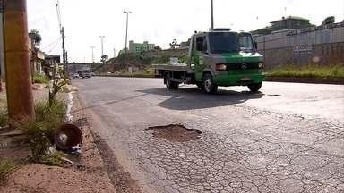 Criada na década de 1980, Via Expressa se transformou em 23 quilômetros de problemas - Via corta Belo Horizonte, Betim e Contagem.