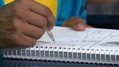 Levantamento mostra que grande parte dos alunos do Paraná sabem pouco de matemática - Movimento Todos pela Educação divulgou hoje uma pesquisa.