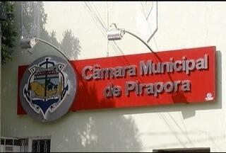 Reunião para escolher novo presidente da Câmara de Pirapora é cancelada - Caso foi parar na Justiça após grupos opositores se desentenderem quanto a sessão.