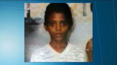 Adolescente morre soterrado em Sousa - Ele morreu no momento em que estava trabalhando.