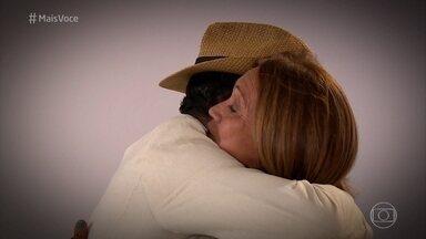 'Nunca Esqueci': veja a história do casal que continuou amigo após a separação - Após 39 anos juntos, o casal se separou