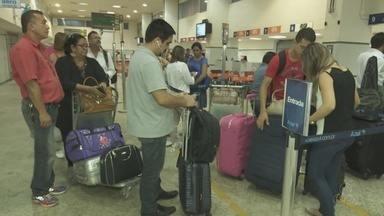 Tarifas de embarque têm reajuste no país - Quem viaja de avião agora vai pagar mais caro.