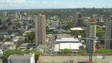 Previsão de fim de semana quente em Foz do Iguaçu - Pancadas isoladas estão previstas