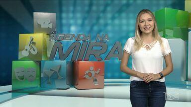 Veja as opções de lazer para o final de semana na agenda 'Na Mira' - Cinema, shows e festas são algumas das atrações que estarão em destaque neste final de semana no estado do Maranhão.