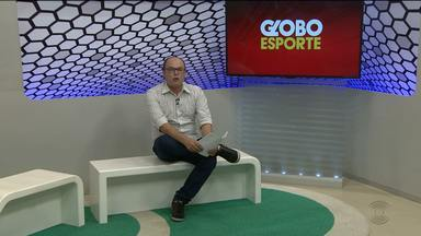 Assista à íntegra do Globo Esporte-CG desta Sexta-feira (20/01/2017) - Veja quais os destaques.