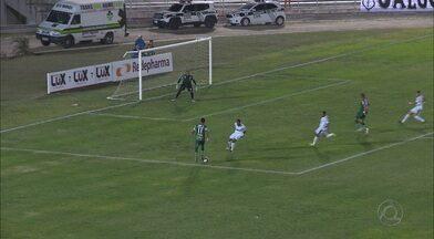 Treze e Sousa ficam no empate pelo Campeonato Paraibano - Apesar de muitas chances de gol, partida acabou 0 a 0 no Amigão
