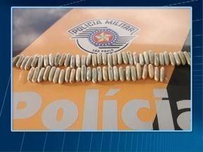 Boliviano é flagrado com capsulas de cocaína no estômago - Ele terminou de expelir o material nesta sexta-feira (20).