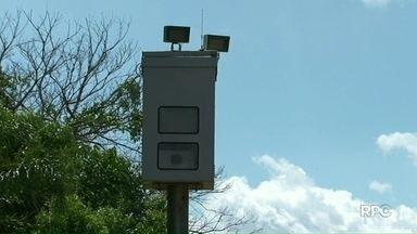 Radares são instalados na Estrada Boiadeira - Medida visa coibir excesso de velocidade dos veículos próximo à Reserva das Perobas