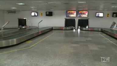 Procon fiscaliza conclusão das obras do aeroporto de São Luís - Fiscalização ocorreu hoje (19) no Aeroporto Marechal Cunha Machado.