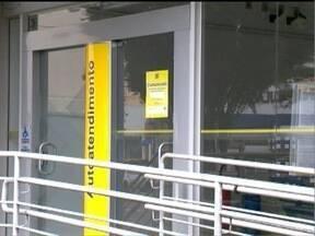 Processo de fechamento de agências do Banco do Brasil começa no Oeste Paulista - Medida havia sido anunciada em novembro.