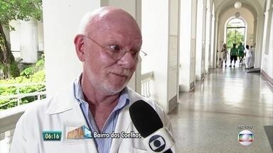 Hospital de Pernambuco é uma das quatro referências brasileiras em transplante de órgãos - Cerca de 50% das doações de órgãos que poderiam ocorrer não são realizadas porque as famílias não autorizam