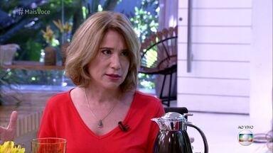 A psiquiatra Ana Beatriz Barbosa fala sobre compulsão alimentar - Distúrbio é mais comum entre as mulheres