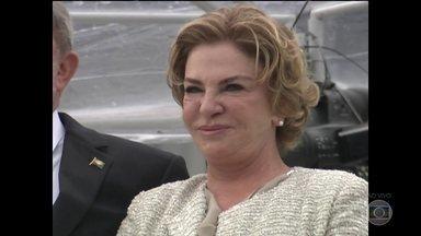 Morre a ex-primeira dama Marisa Letícia Lula da Silva - Veja a cobertura completa no Jornal Nacional.
