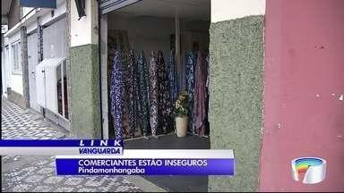 Calendário em Pinda: prefeito descumpre prazo para promessa de volta da atividade delegada - Comerciantes de Pinda estão preocupados.