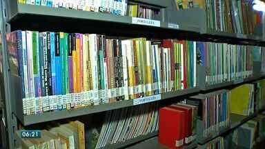 Rondonópolis tem apenas uma biblioteca pública em funcionamento - Rondonópolis tem apenas uma biblioteca pública em funcionamento.