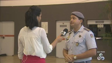Em Macapá, moradores e PM discutem como combater a poluição sonora na orla do Santa Inês - Moradores e a Polícia Militar (PM) discutiram como combater a poluição sonora na orla do bairro Santa Inês.