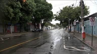 Moradores do Espírito Santo estão assustados com onda de violência - Presidente do Sindicato dos Rodoviários de Guarapari foi assassinado, em Vila Velha. Já são mais de cem homicídios.