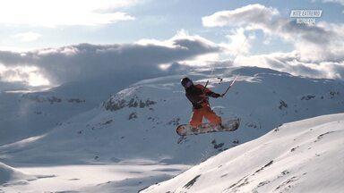 Na Neve Da Noruega