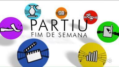 Veja as dicas culturais pro fim de semana em Curitiba - Tem pré-carnaval, peças de teatro, exposições... Programas pra toda a família.