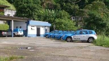 Apesar de manifestação, movimento dos policiais é normal em Petrópolis, no RJ - Policiais estão trabalhando normalmente.