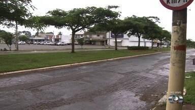 Moradores reclamam da falta de segurança no Parque Ateneu, em Goiânia - Bairro fica na região sudeste da capital.
