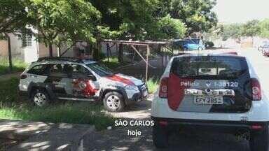 Mulher de 28 anos é assassinada na Vila Izabel, em São Carlos, SP - Corpo foi encontrado no apartamento em que ela morava.