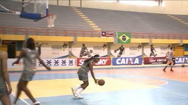 Sampaio Basquete encara o Santo André na LBF - Tricolor encara o Santo André em jogo decisivo na LBF