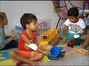 Brinquedoteca auxilia na recuperação de crianças internadas - Brinquedoteca auxilia na recuperação de crianças internadas