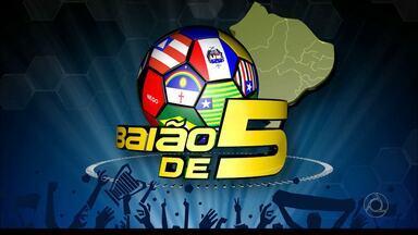 Baião de 5: relembre o que de melhor rolou na última rodada do Nordestão - Elegemos os cinco principais fatos da segunda rodada da Copa do Nordeste