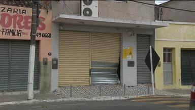 Bandidos tentam explodir Correios, mas acabam presos - Polícia divulga detalhes da operação que prendeu acusados de tentativa de roubo
