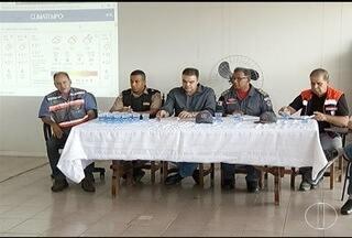 Órgãos municipais reúnem para definir ações de prevenção a vítimas atingidas pela chuva - Em uma reunião foram definidas as estratégias de trabalho.