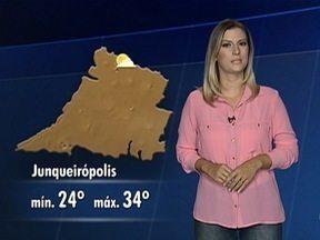 Veja qual a previsão do tempo para este final de semana - Débora Andreatto antecipa como ficam as temperaturas.