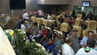 Morre o ex-vereador de Aracaju, Abrahão Crispim de Souza - Morre o ex-vereador de Aracaju, Abrahão Crispim de Souza.