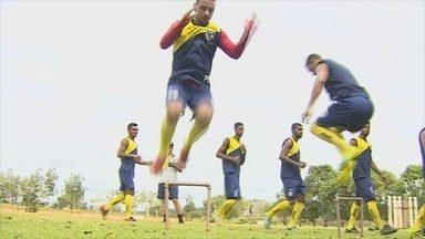 Rondoniense volta aos treinos para próximas competições - Time perdeu de 2x0 do Cuiabá (MT).